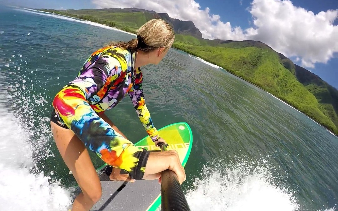 SUP Connect A LOOK AT SUZIE COONEY & HER NEW BOOK HOW TO INCREASE YOUR STAND UP PADDLING PERFORMANCE Beginner to Elite