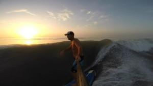 Ron Jones SUP surf