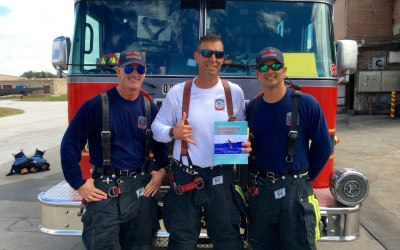 Fighting Fires and How We All Can SUP by Example