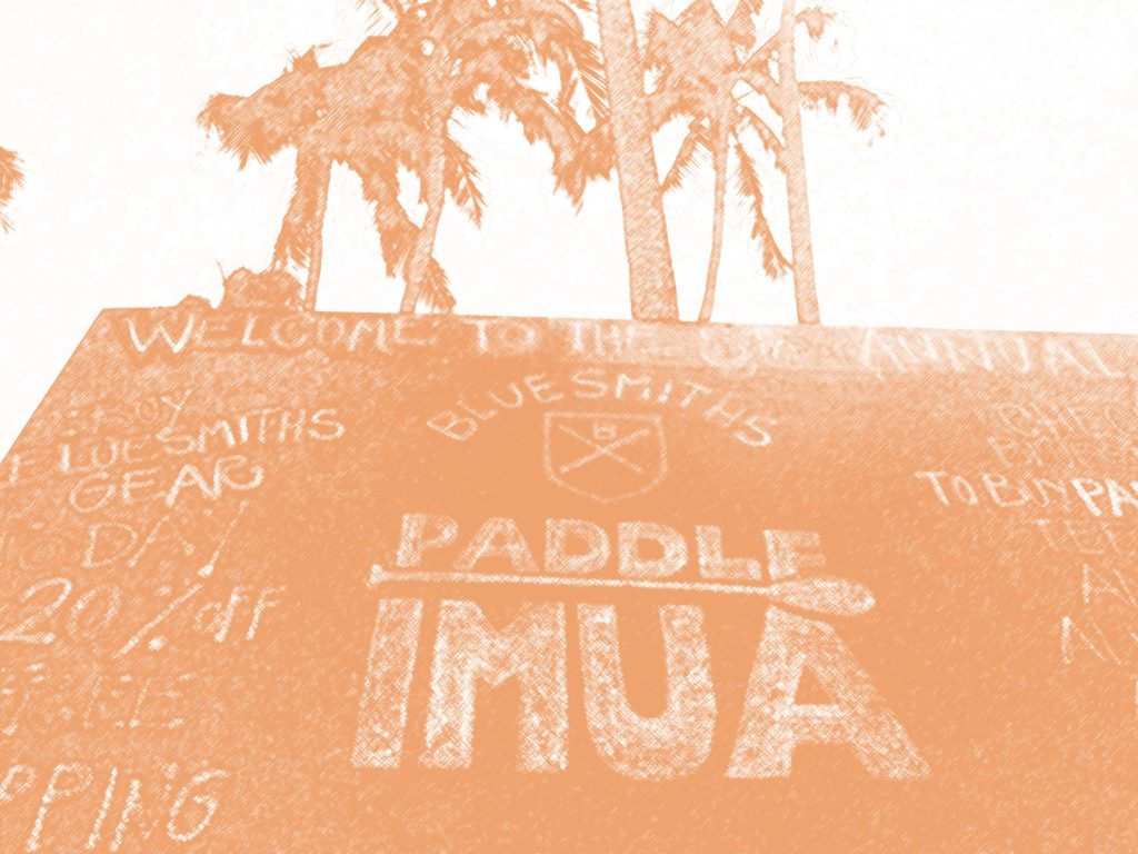 Paddle IMUA