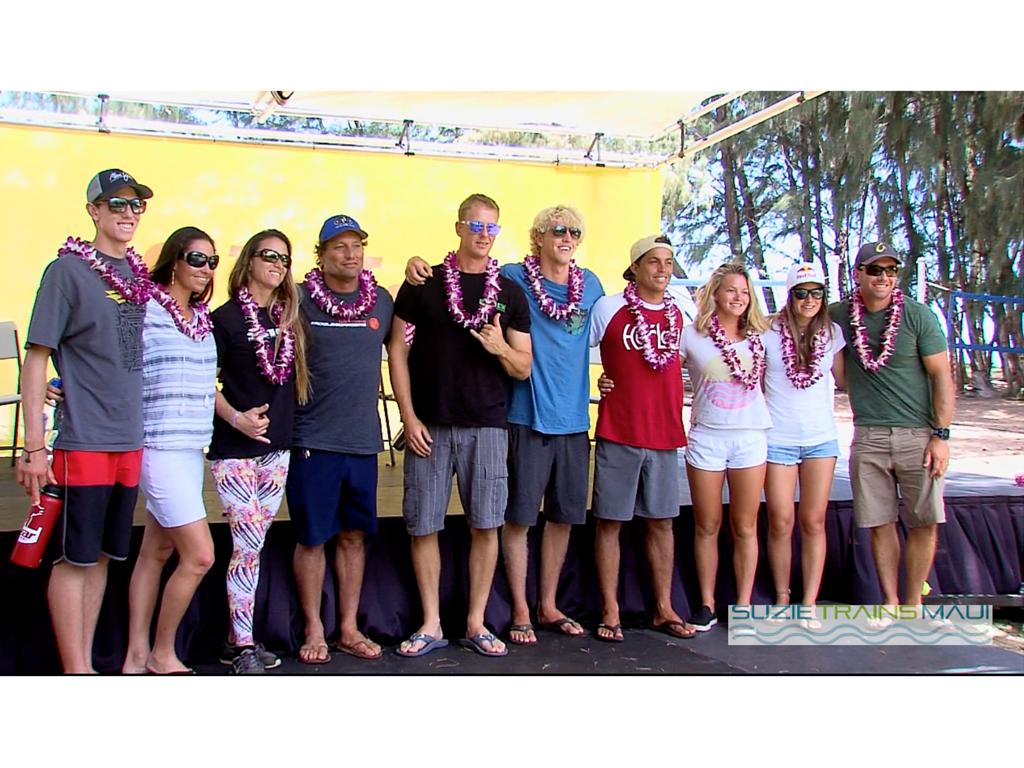 Pro Panel Athletes OluKai 2016 Suzie Trains Maui