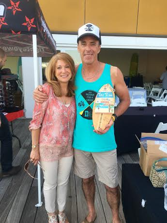 Paddling For Cancer Is What My Client Andy Giordano Does and Everyone Wins