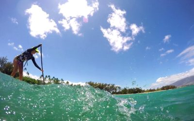 A Special OluKai 2016 SUP Race Whale's Tale To Make You Smile