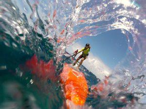 downwind paddling MalikoRun