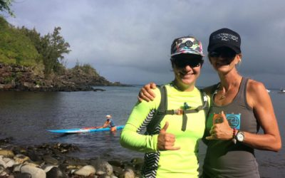Jenn Biestman's Maui2Molokai  The Story of My First Channel Crossing