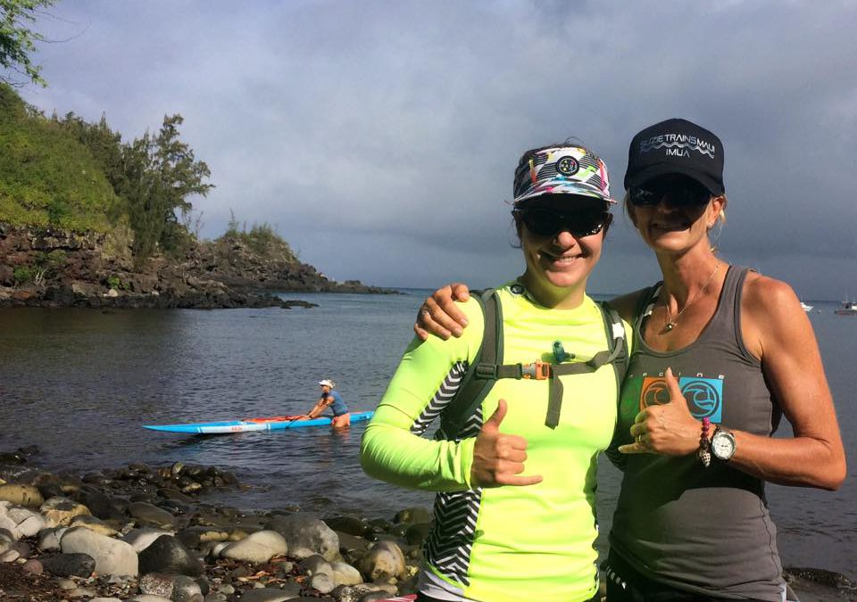Jenn Biestman's Maui2Molokai  The Story of My First Channel Crossing