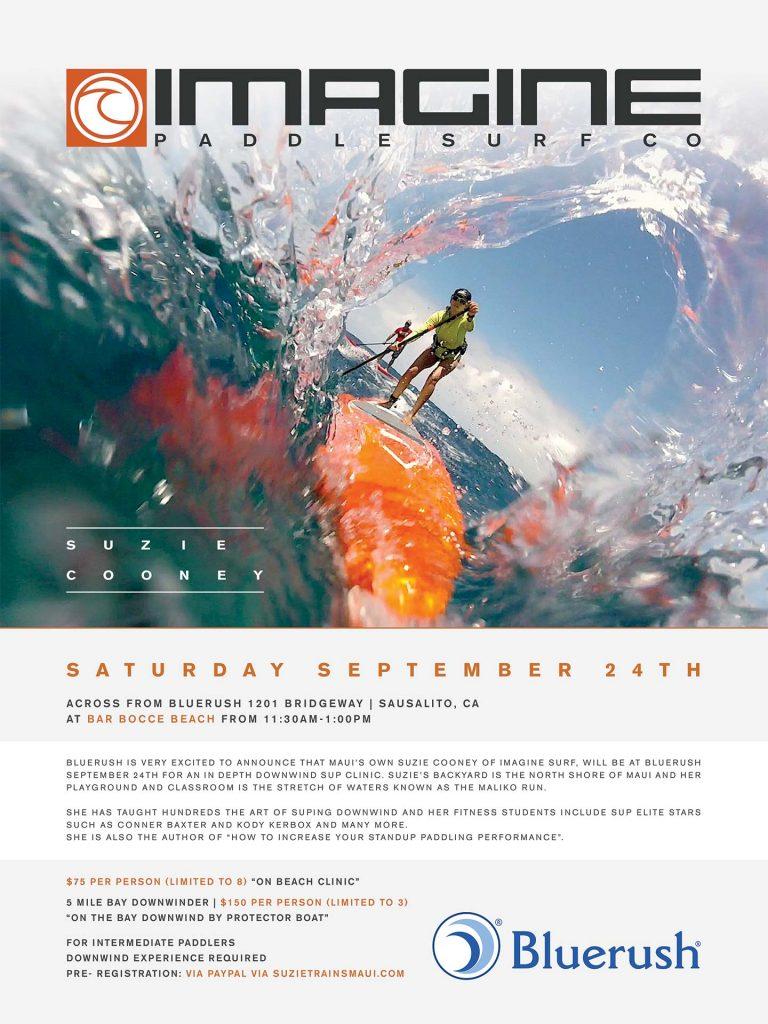 Bluerush Board Sports Imagine Surf