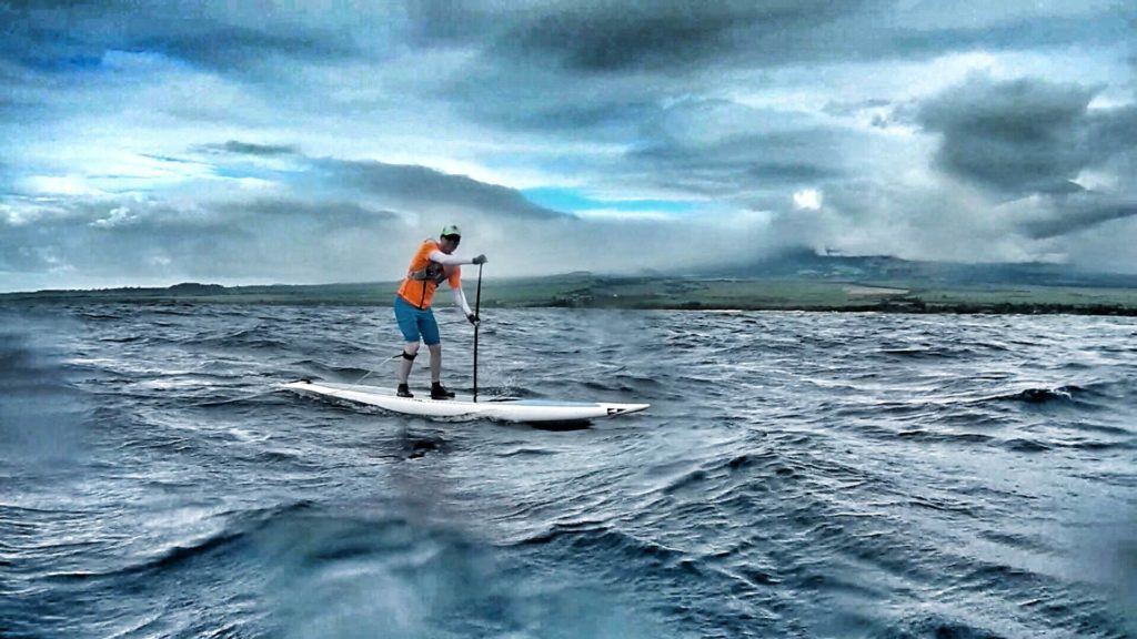 Jeremy Riggs Suzie Cooney Advanced Downwind 5