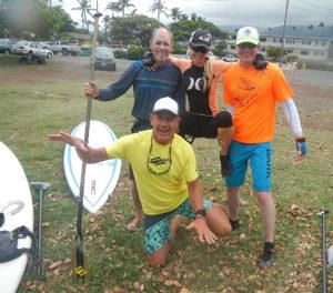 Motley Downwind Crew 2