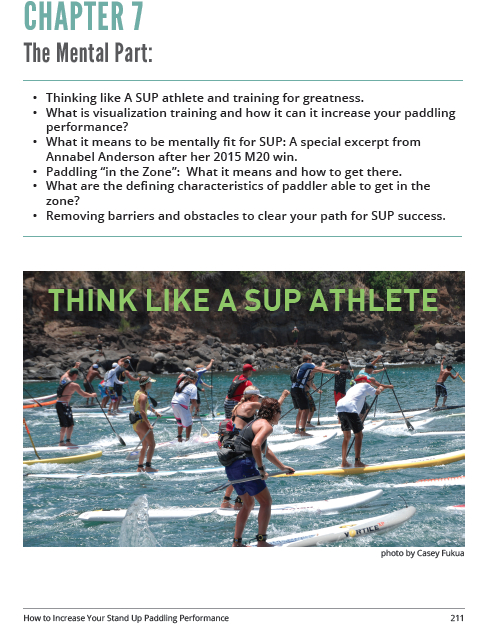Winning Your Next SUP Race