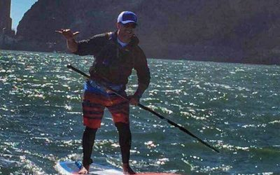We Left Our Hearts In San Francisco: SUP Downwind Adventure Under the Great Golden Gate