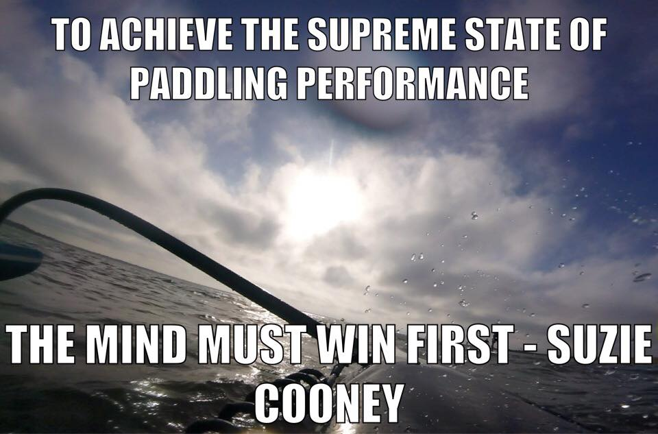 The Mind Must Win First Your Body Will Follow : Winning Your Next SUP Race
