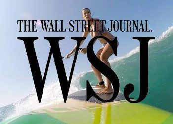SUP on the Ocean Is Trending Wall Street Journal Quotes Suzie Cooney