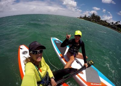 Suzie Cooney Maliko downwind guide and coach