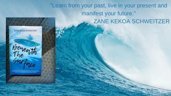 Beneath The Surface by Zane Kekoa Schweitzer