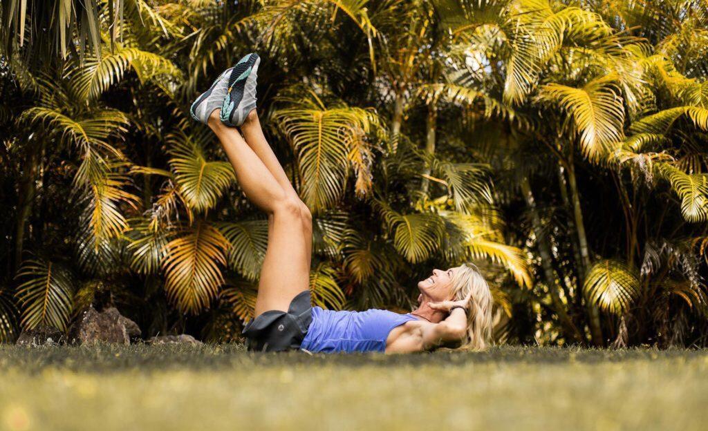 Suzie Cooney Fitness Maui Ciguatera