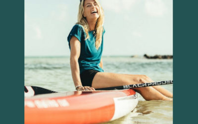 Feature by Adventure Sports Network: Suffering from Ciguatera Poisoning Doesn't Stop Suzie Cooney from Putting Fitness First