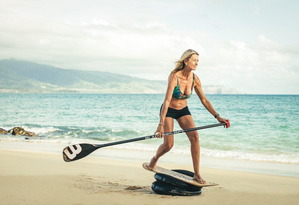 SUP or FOIL Leg Workout