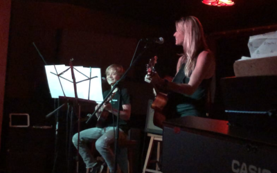 Bobo Gallagher Suzie Cooney Jam at Charley's Paia Maui