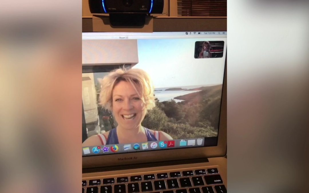 Virtual SUP Training and Coaching Maui to Menorca with Suzie Cooney