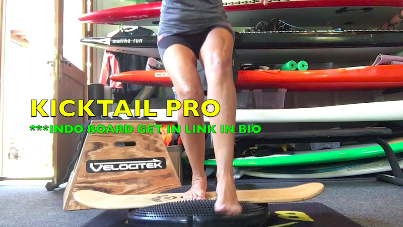 SUP Surf and Downwind Performance Training Video for Board Upgrades