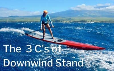 The 3 C's for Conquering Downwind Stand Up Paddleboarding