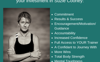 High Level Physical and Mental Success with Suzie Cooney