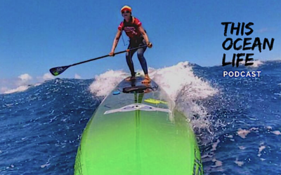 This Ocean Life Podcast – Suzie Cooney Ocean Athlete Trainer, Maliko Coach, Maui Life