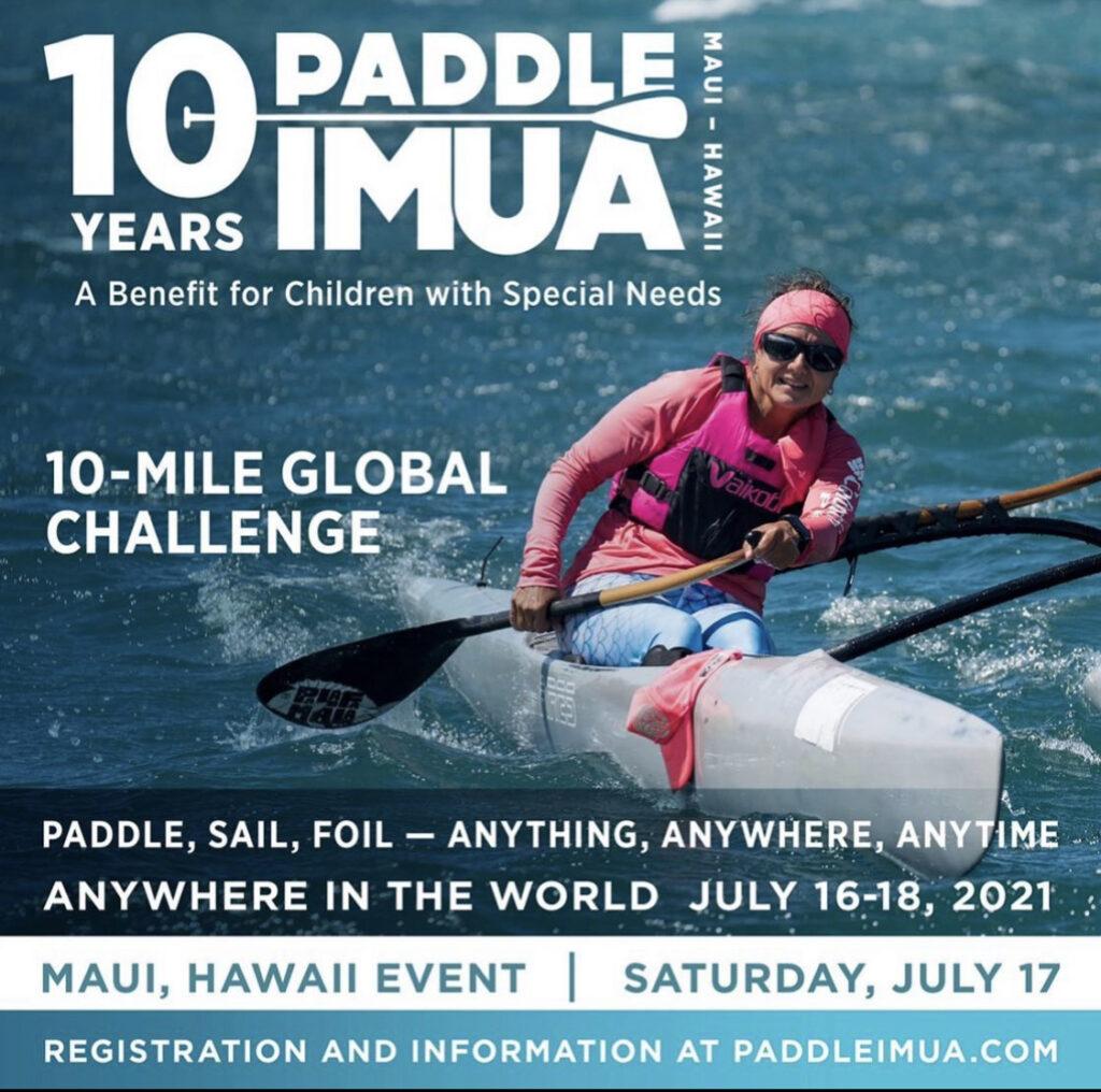 Paddle IMUA 2021