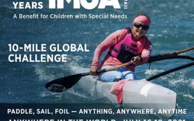 10th Year Global Challenge Paddle IMUA 2021