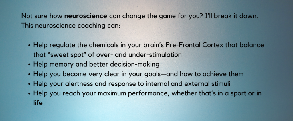 Why Neuroscience Coaching