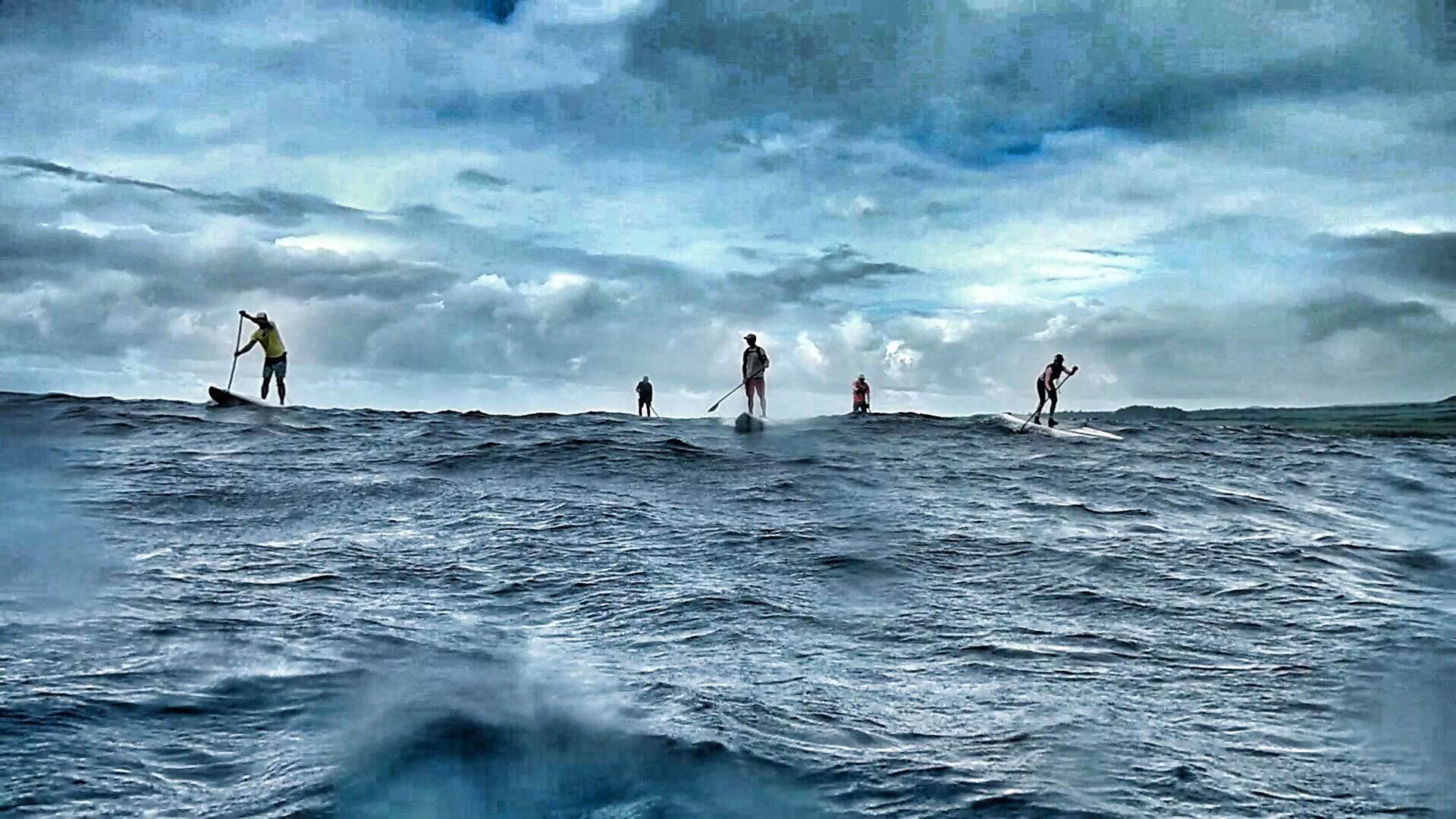 Jeremy Riggs Suzie Cooney Advanced Downwind 9