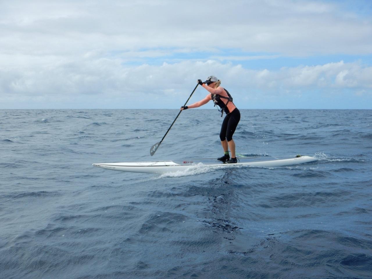 Jeremy Riggs Suzie Cooney Advanced Downwind 18